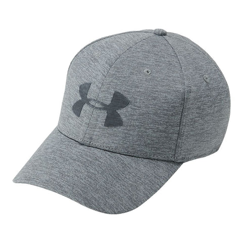 UNDER ARMOUR MEN'S TWIST CLOSER 2.0 CAP GRAPHITE