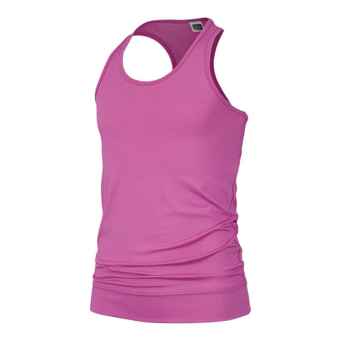 DIADORA GIRLS' BANDED TANK ROSE