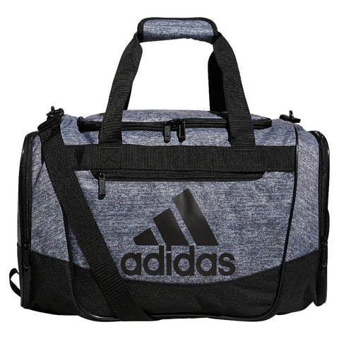 ADIDAS DEFENDER II SMALL DUFFEL ONIX/BLACK