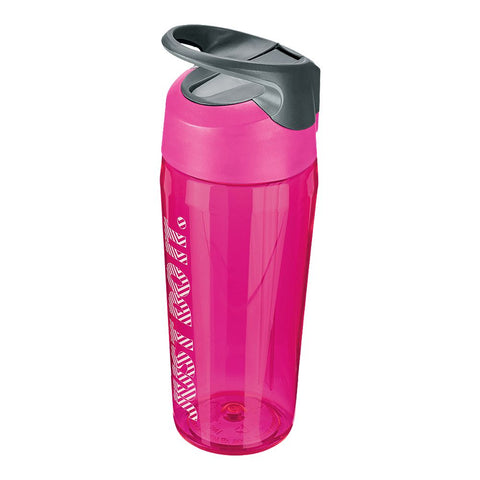 NIKE HYPERCHARGE STRAW BOTTLE 16OZ PINK