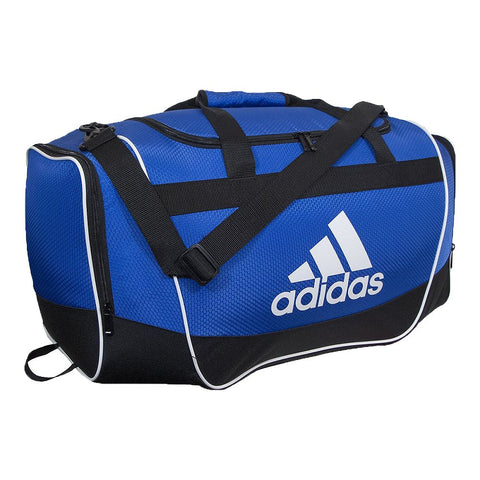 ADIDAS DEFENDER II MEDIUM DUFFEL BOLD BLUE