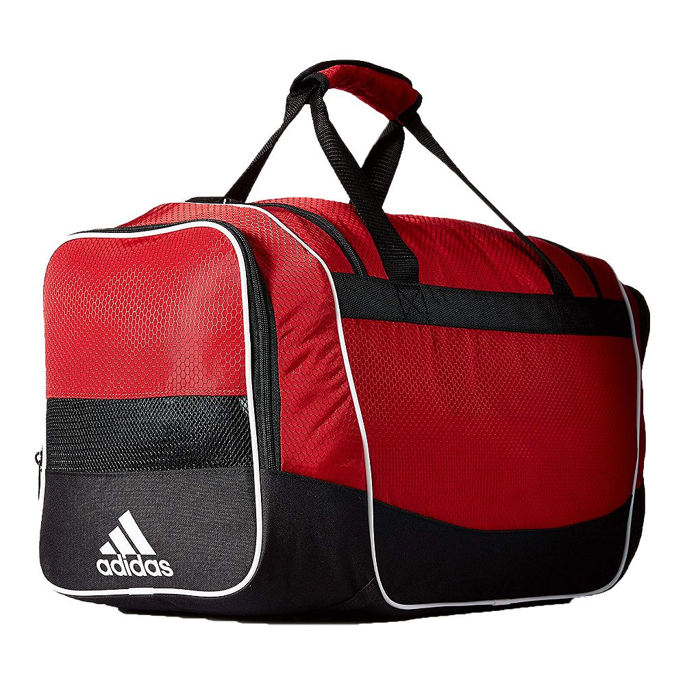 88b46e2ebd75 ADIDAS DEFENDER II MED DUFFEL RED – National Sports