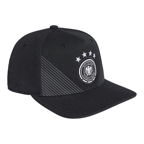 ADIDAS MEN'S GERMANY HOME FLAT HAT