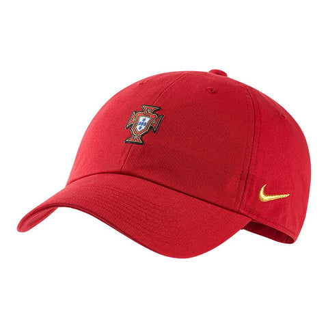 NIKE MEN'S PORTUGAL H86 CORE CAP RED