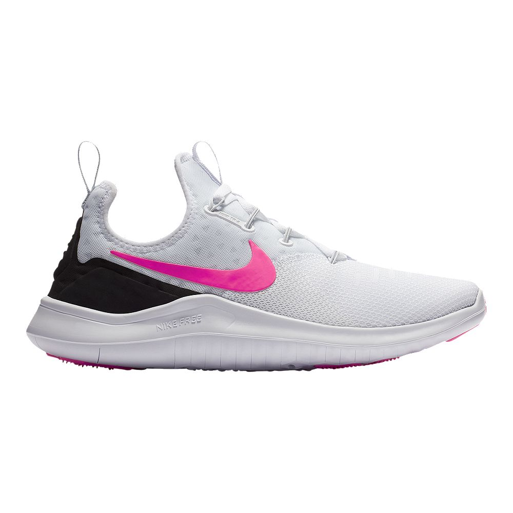 1faddde29ee7 NIKE WOMEN S FREE TR 8 TRAINING SHOE WHITE PINK BLACK – National Sports