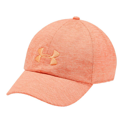 UNDER ARMOUR WOMENS' RENEGADE TWIST CAP PEACH