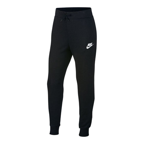NIKE GIRL'S ESSENTIALLY PANT BLACK
