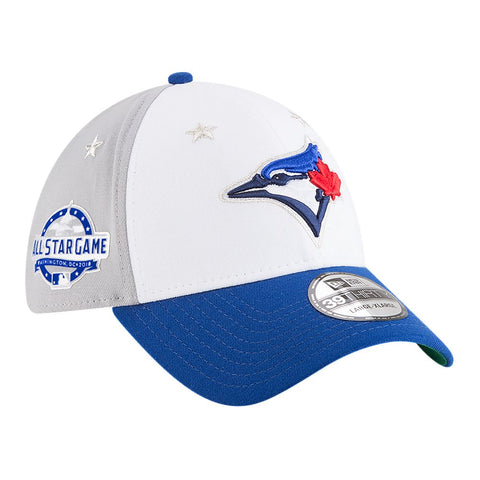 NEW ERA MEN'S TORONTO BLUE JAYS 3930 2018 ALL STAR GAME HAT