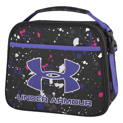 UNDER ARMOUR LUNCH COOLER MULTI SPLATTER