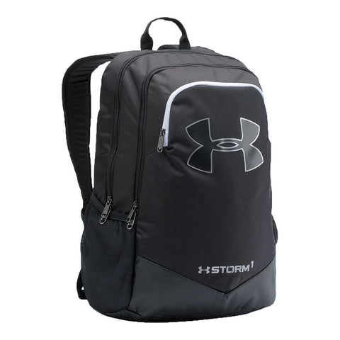 UNDER ARMOUR SCRIMMAGE BACKPACK BLACK