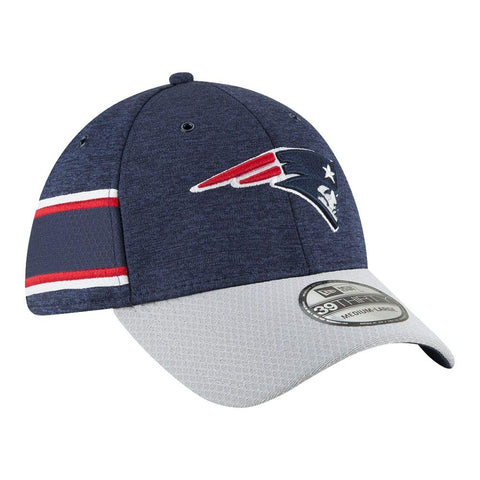 NEW ERA M 18 OFFICIAL SIDELINE HOME 3930 CAP PATRIOTS