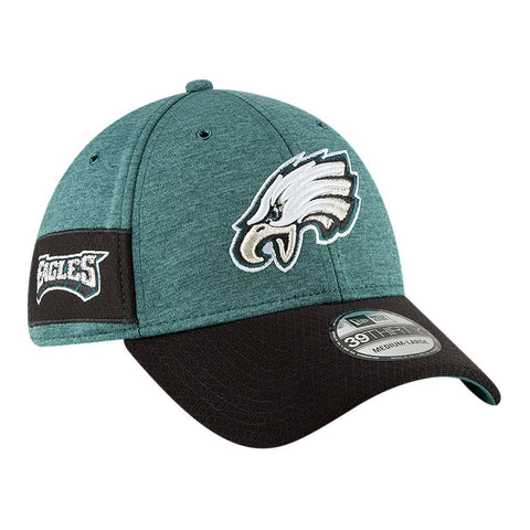 NEW ERA M 18 OFFICIAL SIDELINE HOME 3930 CAP EAGLES