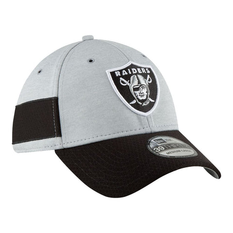 NEW ERA M 18 OFFICIAL SIDELINE HOME 3930 CAP RAIDERS
