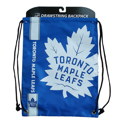 FOREVER COLLECTIBLES NHL BIG LOGO DRAWSTRING BAG