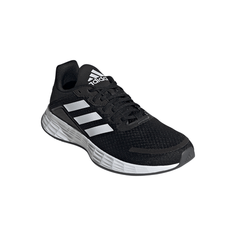 ADIDAS BOYS GRADE SCHOOL DURAMO SL KIDS SHOE BLACK/WHITE/GREY