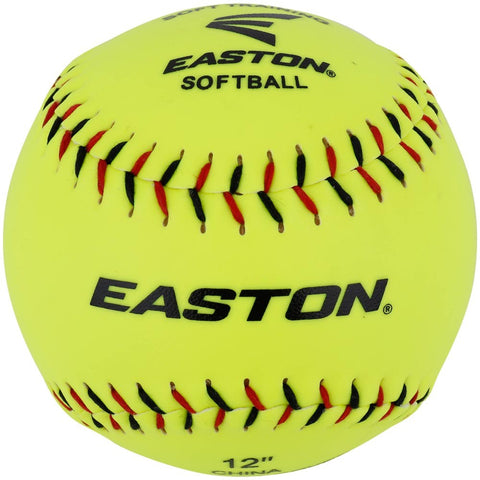 EASTON INCREDIBALL 12 INCH NEON SOFT TRAINING SOFTBALL