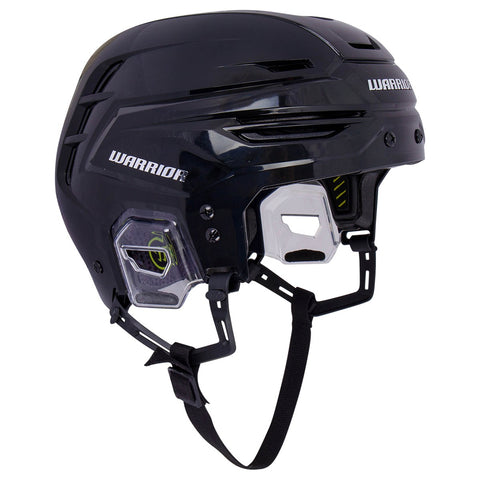 WARRIOR ALPHA ONE PRO HOCKEY HELMET BLACK