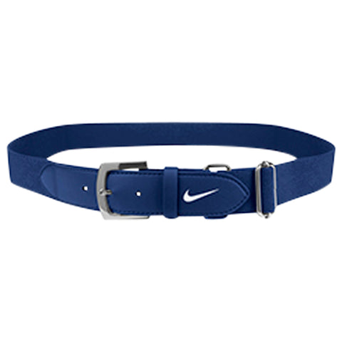 NIKE ADULT NAVY BASEBALL BELT 2.0 28 INCH - 43 INCH
