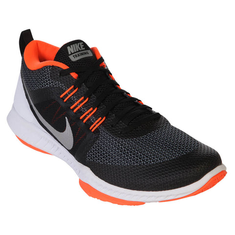 NIKE MEN'S ZOOM DOMINATION TR BLACK/SILVER/GREY