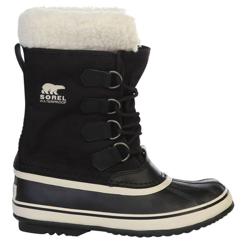 SOREL WOMEN'S BOOTS WINTER CARNIVAL BLACK