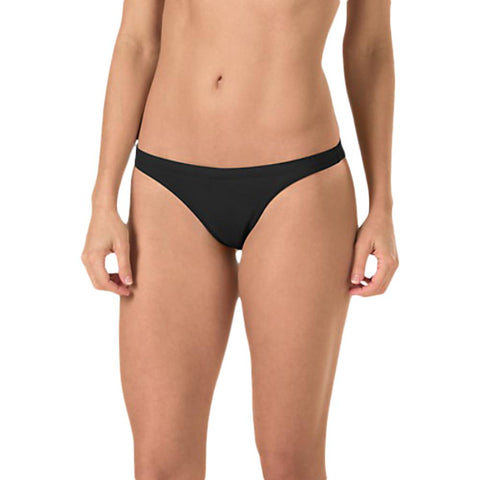 SPEEDO WOMEN'S HIPSTER SPEEDO BLACK