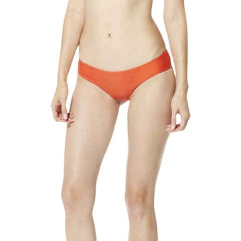 SPEEDO WOMEN'S CHEEKY HIPSTER PERSIMMON