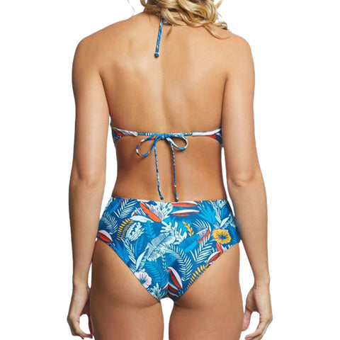 SPEEDO WOMEN'S PLUNGE KEYHOLE 1 PIECE MULTI