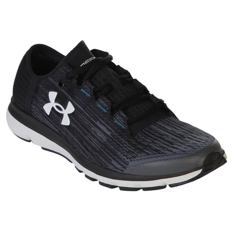 UNDER ARMOUR WOMEN'S SPEEDFORM VELOCITI GR GREY/BLACK