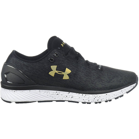 8974a3a9d5d UNDER ARMOUR WOMEN S CHARGED BANDIT 3 OMBRE BLACK RUNNING SHOE