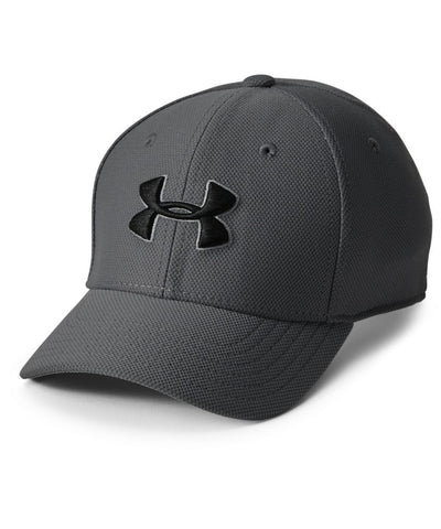 UNDER ARMOUR YOUTH BLITZING 3.0 CAP GREY