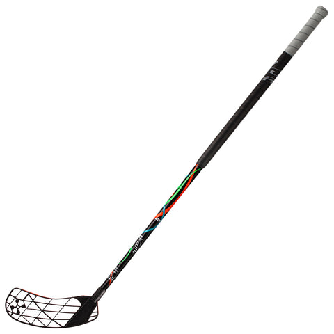 ACCUFLI XORO Z100 FLOORBALL STICK LEFT BLACK