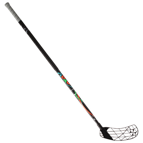 ACCUFLI XORO Z100 FLOORBALL STICK RIGHT BLACK