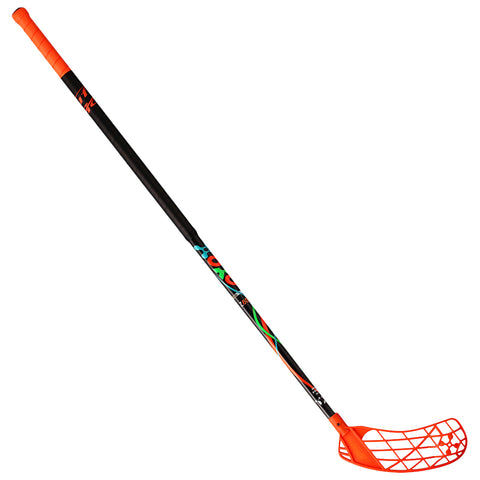 ACCUFLI XORO Z80 FLOORBALL STICK RIGHT ORANGE
