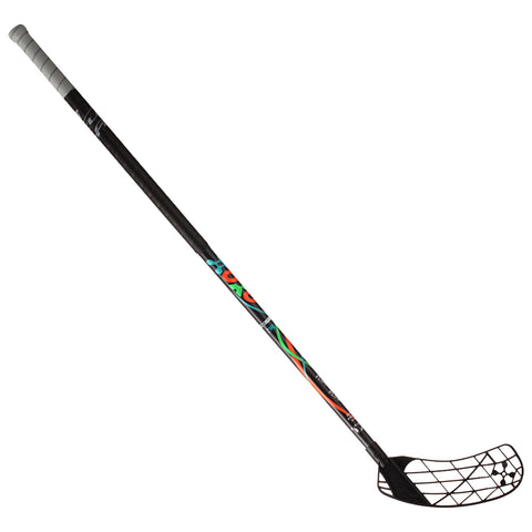 ACCUFLI XORO Z90 FLOORBALL STICK RIGHT BLACK
