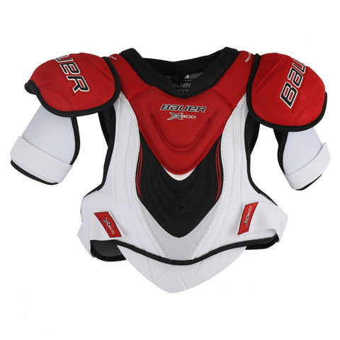 BAUER VAPOR X800 SR SHOULDER PADS MEDIUM