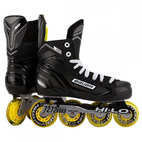 BAUER RS JR ROLLER HOCKEY SKATES