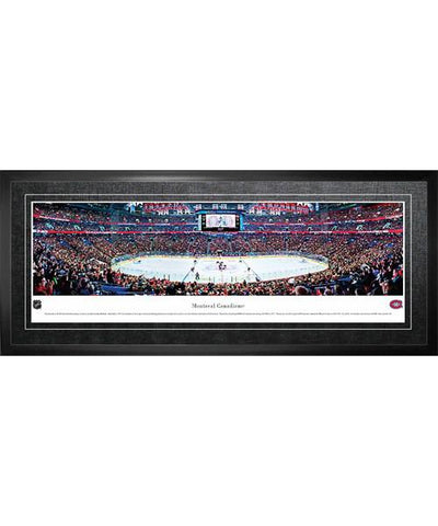 FRAMEWORTH MONTREAL CANADIENS FRAMED PANORAMIC