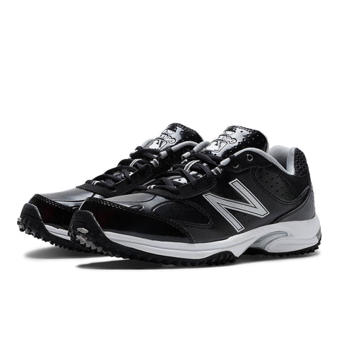 NEW BALANCE MEN'S MU950 D UMPIRE TURF SHOE BLACK/WHITE