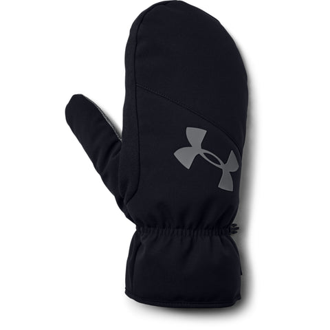UNDER ARMOUR MEN'S GOLF CART MITTS BLACK