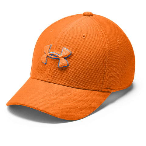 UNDER ARMOUR BOY'S BLITZING CAP PERSIMMON