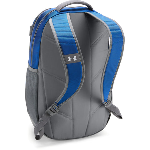 UNDER ARMOUR TEAM HUSTLE 3.0 BACKPACK RYL/GRY