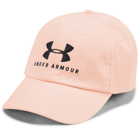 UNDER ARMOUR WOMEN' UA FAVORITE CAP ORANGE DREAM