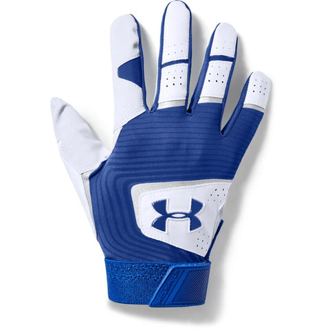 UNDER ARMOUR 2019 CLEAN-UP ROYAL BATTING GLOVE
