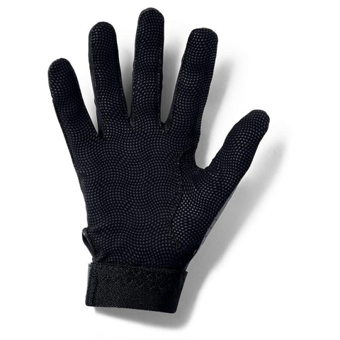 UNDER ARMOUR 2019 YOUTH CLEAN-UP BLACK BATTING GLOVE