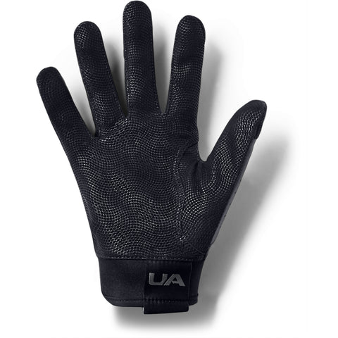 UNDER ARMOUR 2019 HARPER HUSTLE BLACK BATTING GLOVE