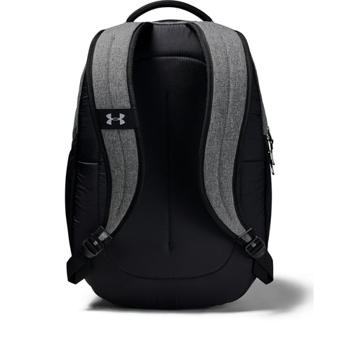 UNDER ARMOUR HUSTLE 4.0 BACKPACK BLK/GRPH