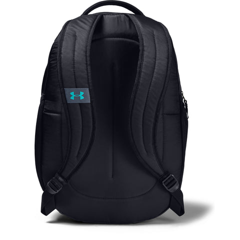UNDER ARMOUR HUSTLE 4.0 BACKPACK DOWNPOUT GRY/BLK
