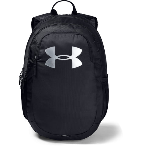 UNDER ARMOUR SCRIMMAGE 2.0 BACKPACK BLK/SILVER