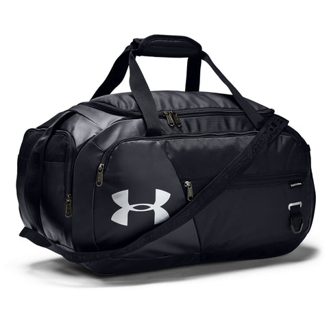 UNDER ARMOUR UNDENIABLE DUFFLE 4.0 SM BLK