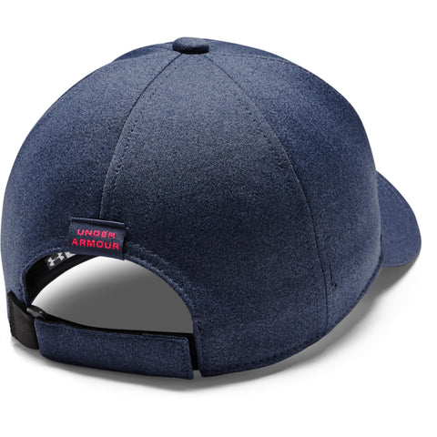 UNDER ARMOUR YOUTH ARMOUR TWIST CAP BLUE INK/ BETA